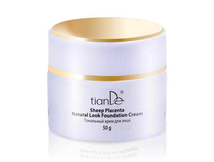 Тональный крем для лица(натуральный тон), 50г