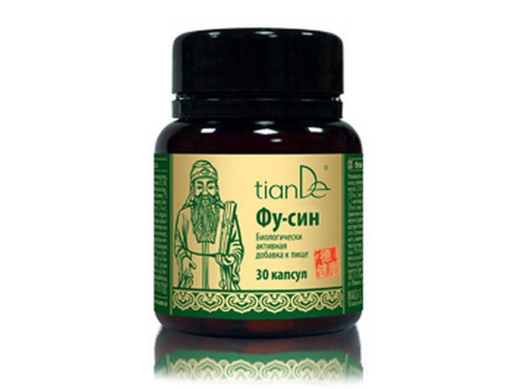 купить Биологически активная добавка к пище «Фу-син» TianDe – Тонус и жизненные силы ТианДе
