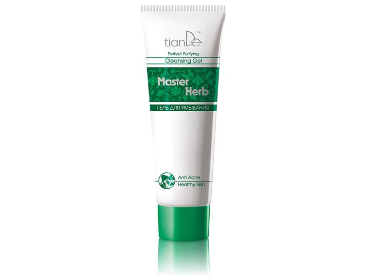 купить Гель для умывания Master Herb TianDe - Ежедневное очищение ТианДе