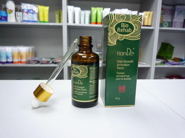 купить Тоник-активатор роста волос Bio Rehab – Поддержание и восстановление здоровья волос ТианДе