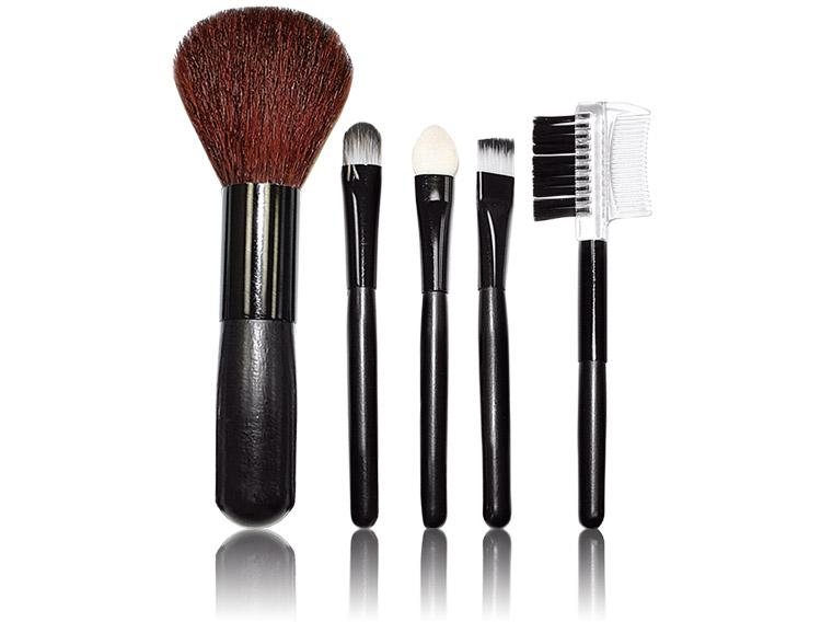 Кисти для макияжа, набор из 5шт