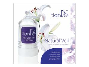 Буклет «Кристальный дезодорант «Natural Veil»
