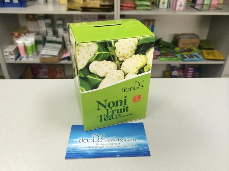 купить Фруктовый чай «Нони» – Допинг для иммунитета ТианДе