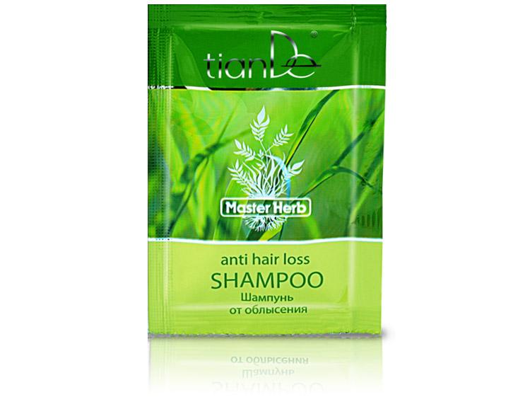 купить Шампунь от облысения Master Herb TianDe - Против выпадения волос ТианДе