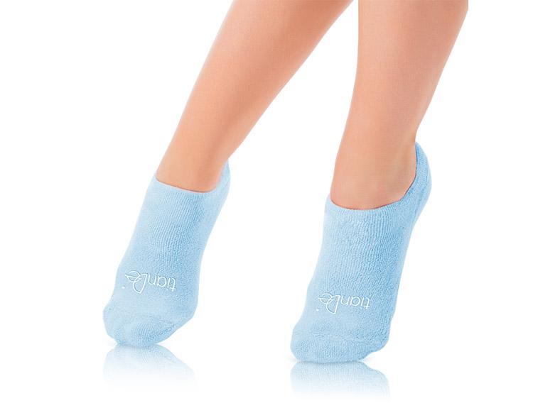 Косметические гелевые носочки «Гидробаланс», 1 пара