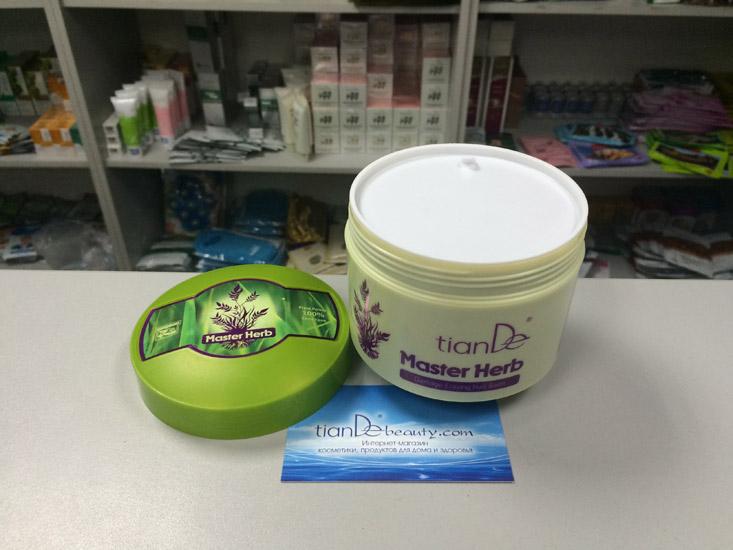 купить Крем-бальзам для поврежденных волос Master Herb TianDe – Восстанавливает структуру поврежденных волос ТианДе