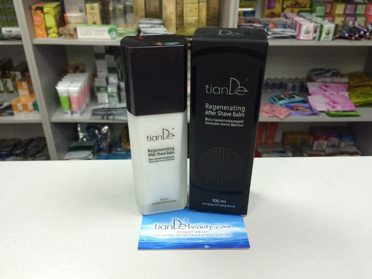купить Восстанавливающий бальзам после бритья For Men TianDe – против раздражения и сухости ТианДе