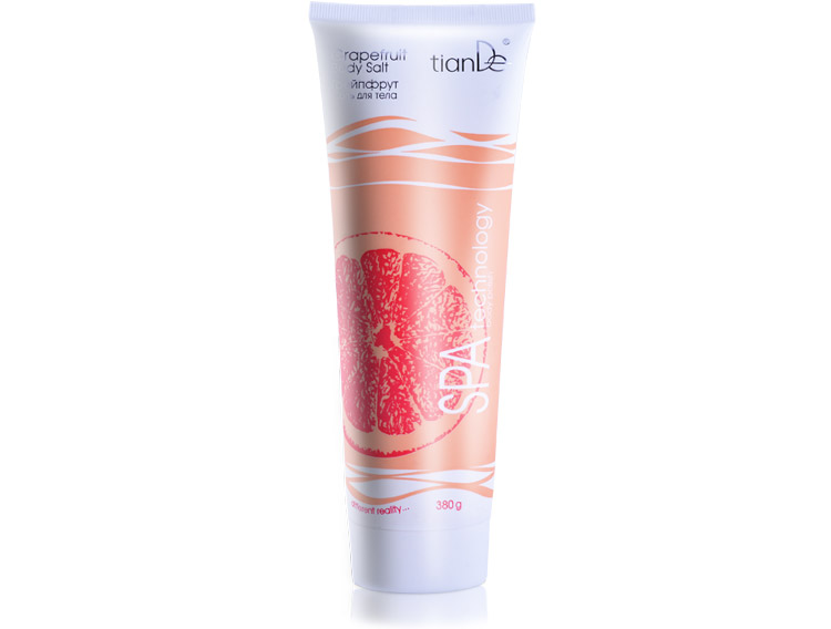 Соль для тела «Грейпфрут», 380г