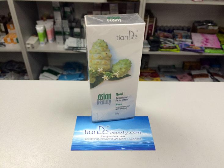 купить Антиоксидантный крем для лица «Нони» TianDe — STOP, свободные радикалы! STOP, старение! ТианДе