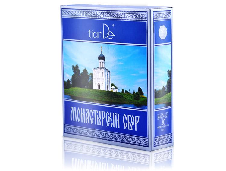 монастырский сбор для похудения состав трав