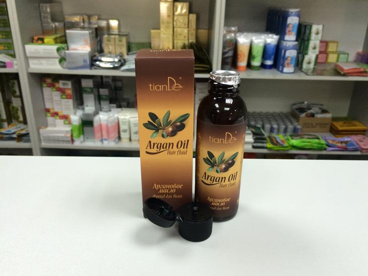 купить Флюид для волос с аргановым маслом TianDe – Блеск высшей пробы! ТианДе