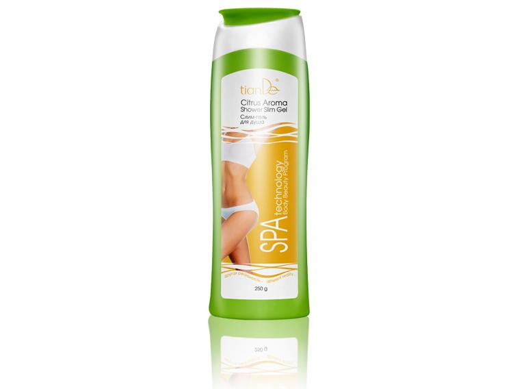 Слим-гель для душа Citrus Aroma, 240г