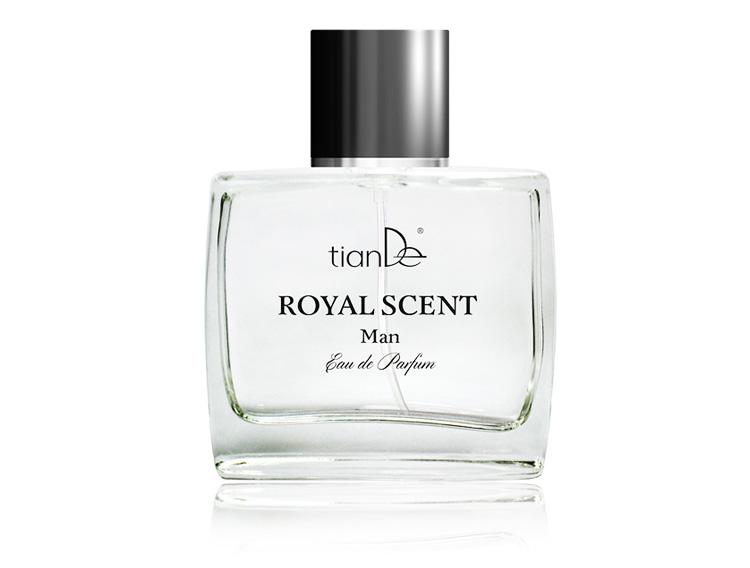 Парфюмерная вода для мужчин Royal Scent, 50мл