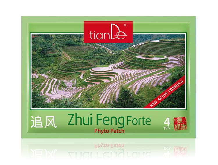 купить Фитопатч для тела «Чжуйфэн форте» TianDe - освобождаемся от боли и отеков! ТианДе