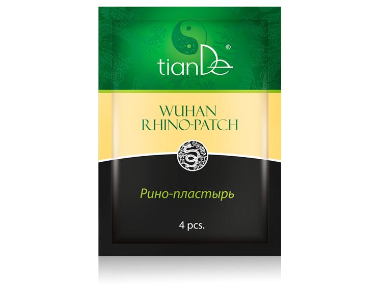 купить Рино-пластырь Wuhan TianDe – Вашему носу не придется краснеть ТианДе