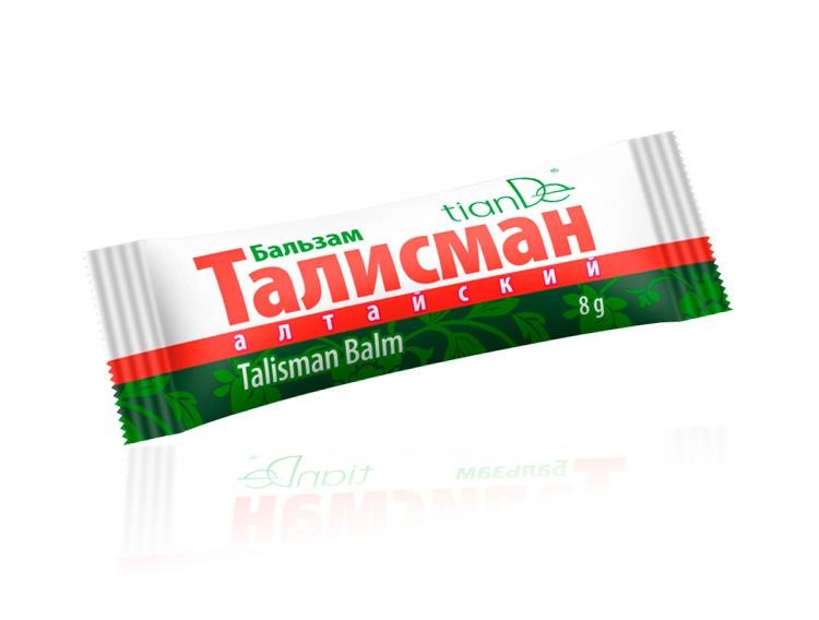купить Бальзам «Талисман» TianDe – Экстренная помощь при повреждениях кожи! ТианДе