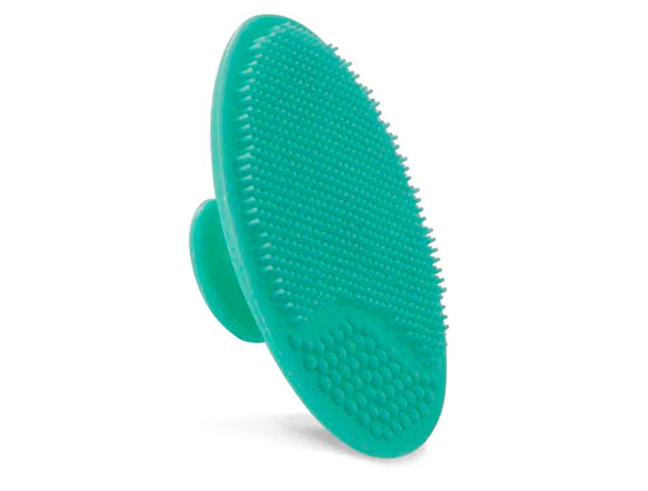 купить Спонж для умывания и массажа лица Бирюзовый TianDe – Модный бьюти-гаджет для идеально чистотой кожи! ТианДе