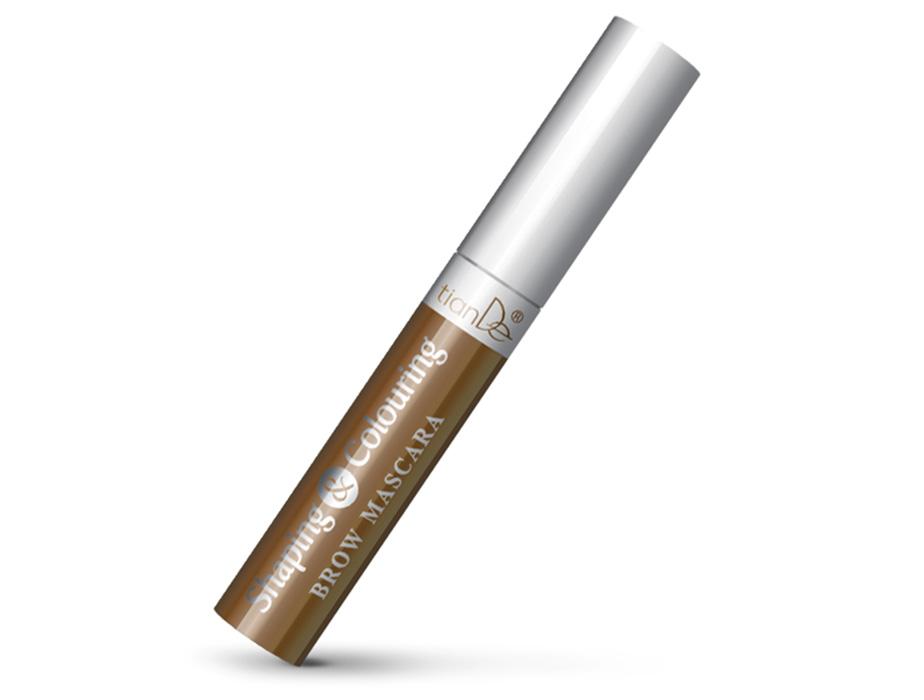 купить Тушь для бровей «Форма и цвет» светло-коричневый Shaping & Colouring TianDe – Революция в архитектуре бровей! ТианДе