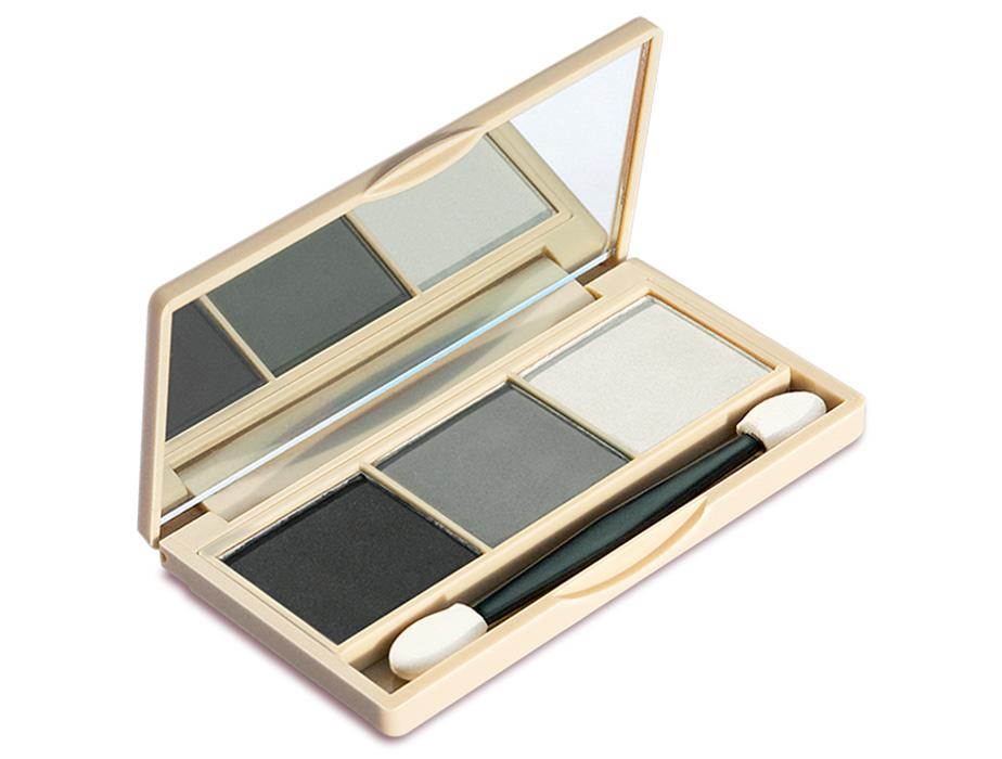 купить Набор теней для макияжа «Пати Тайм» Pro Visage TianDe – Таинственный дымчатый взгляд ТианДе