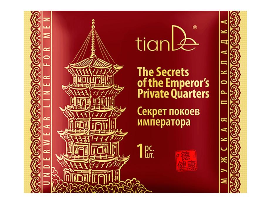 купить Мужская прокладка «Секрет покоев императора» TianDe – Зарядись силой императора! ТианДе