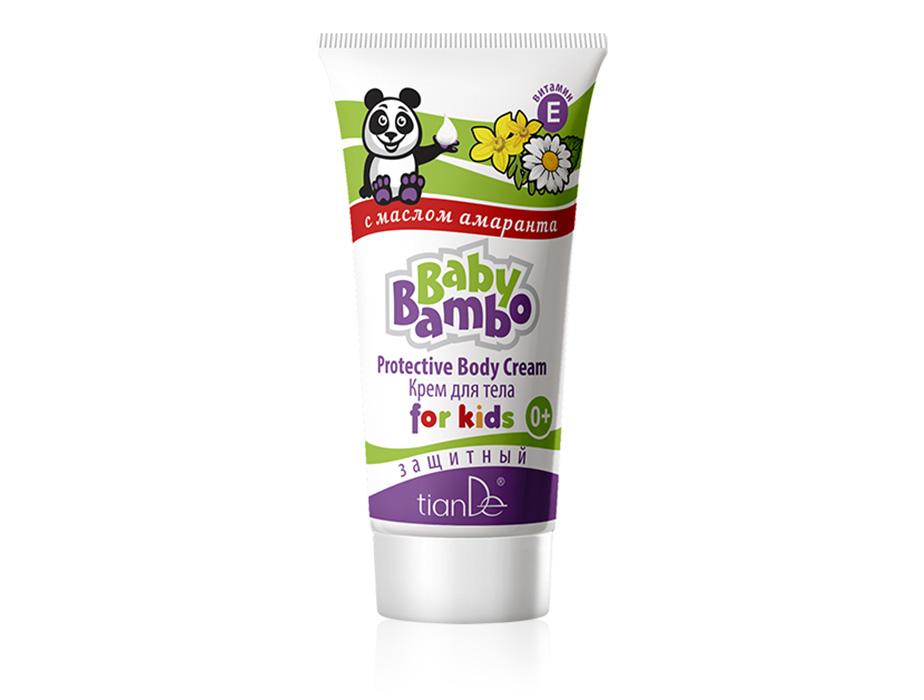 купить Защитный детский крем для тела Baby Bambo TianDe - Нежный, как мама! ТианДе