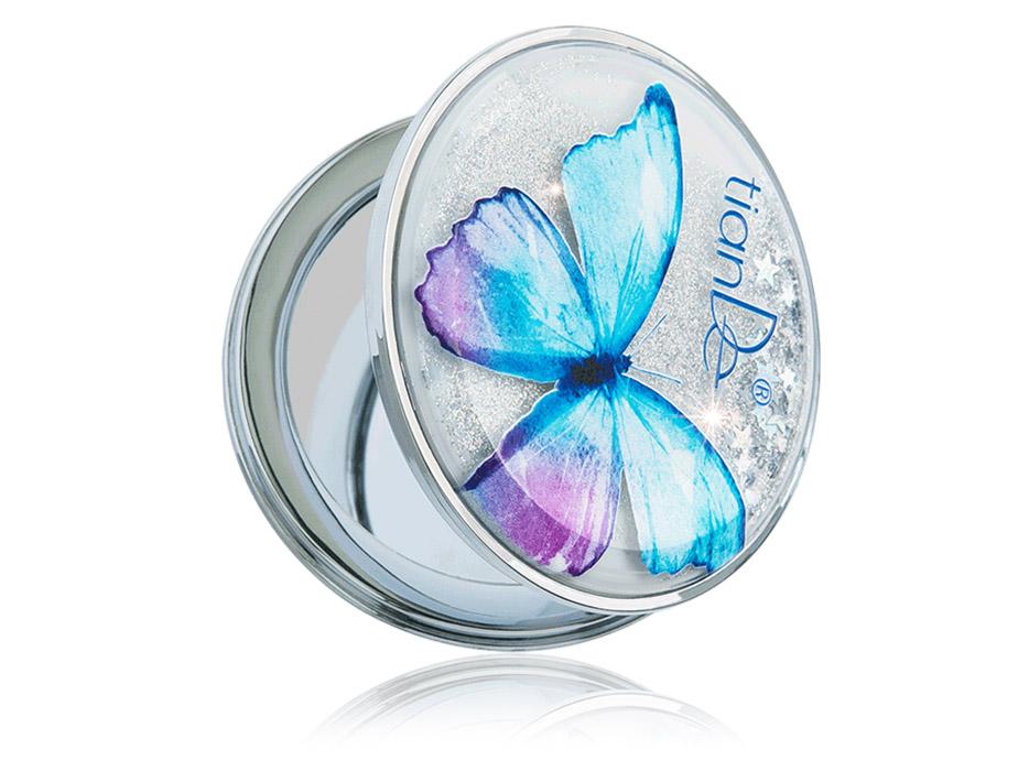 купить Зеркало двухстороннее Bright Butterfly TianDe – Яркая бабочка ТианДе