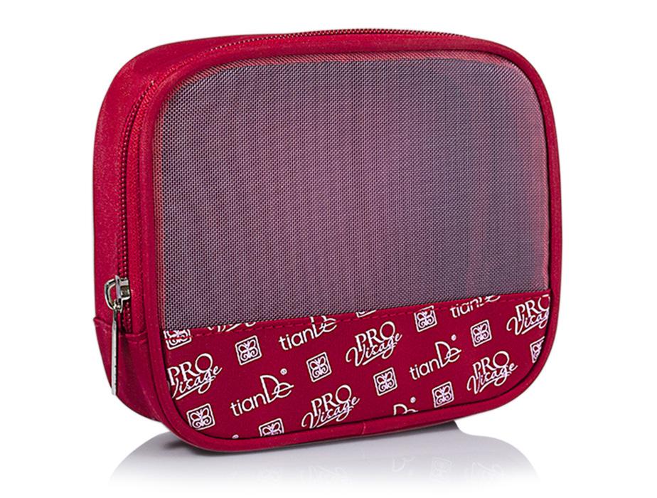 купить Косметичка красная Pro Visage TianDe - Мини-вселенная в твоей сумочке! ТианДе