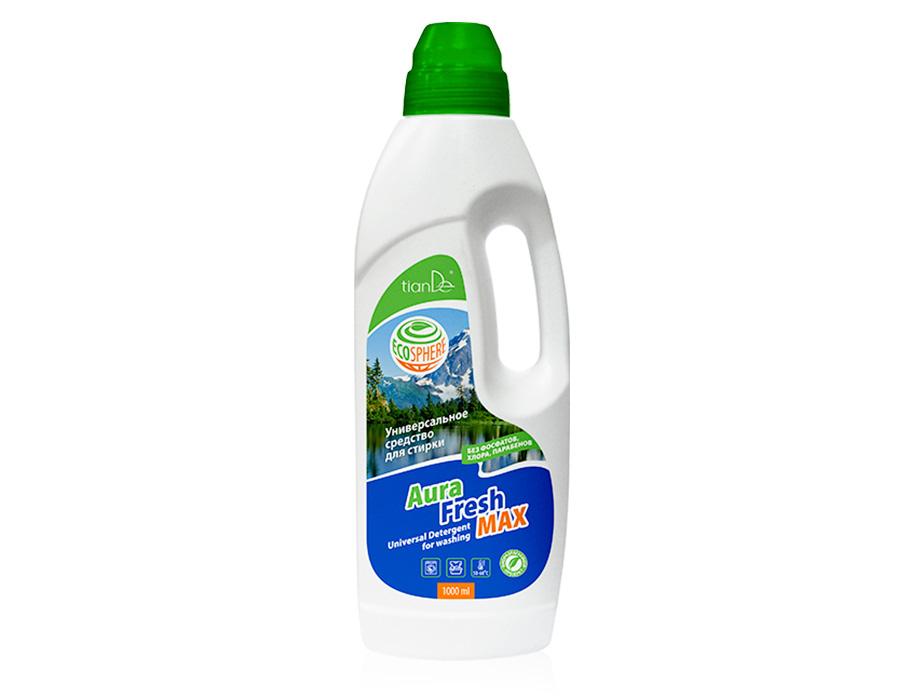 купить Универсальное средство для стирки Aura Fresh Max Ecosphere TianDe - Природа чистоты вещей ТианДе