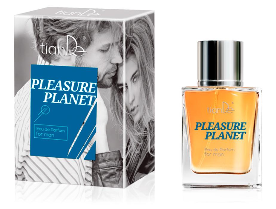 купить Парфюмерная вода для мужчин Pleasure Planet TianDe ТианДе