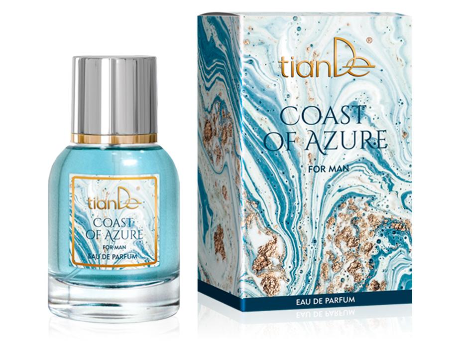 купить Парфюмерная вода для мужчин Coast of Azure TianDe ТианДе