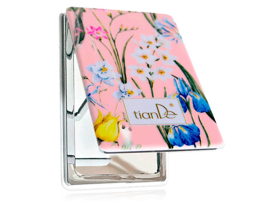 купить Зеркало двухстороннее Spring Charm TianDe - В душе всегда весна! ТианДе