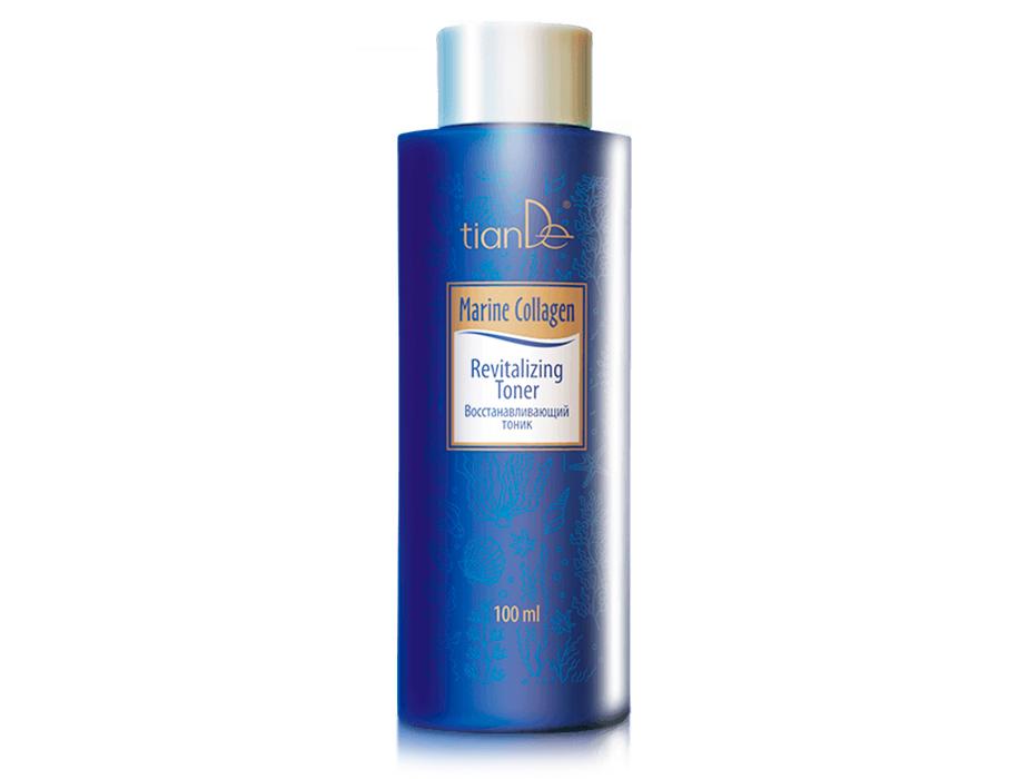 купить Восстанавливающий тоник Marine Collagen TianDe - Люкс-уход и регенерация ТианДе